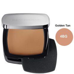 Reviderm Make-Up Pressed Minerals Foundation 4 BG Golden Tan is een minerale poederfoundation