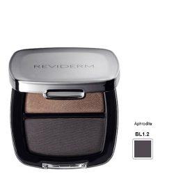 Reviderm Make-up Mineral Duo Eyeshadow BL1.2 Aphrodite, Zorgt Voor Een Adembenemend Effect