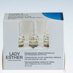 Lady Esther Vitamin A Concentrate AmpulleMooieCosmetica