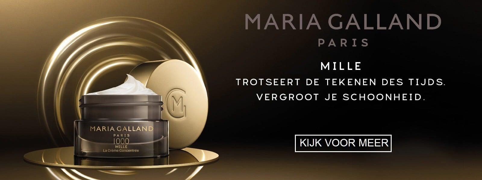 Maria Galland header- MooieCosmetica