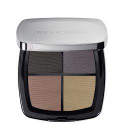 Reviderm Mineral Quattro Eyeshadow 2C Mystic Glamour MooieCosmetica